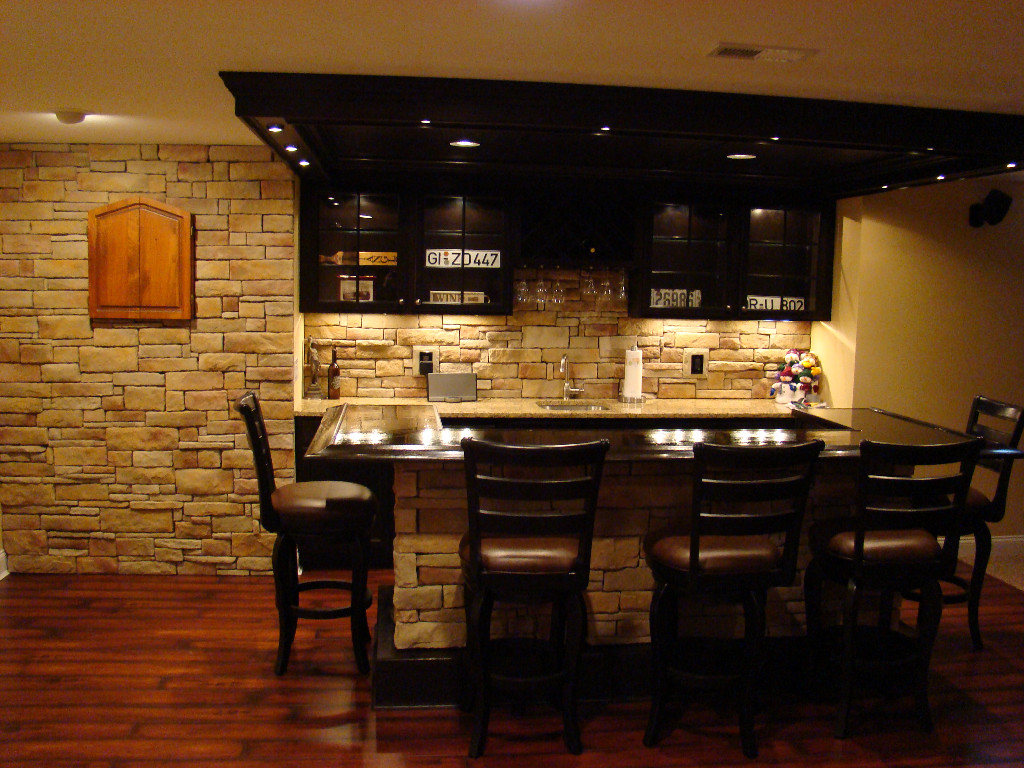 The Finished Basement Specializing In Basement Finishing